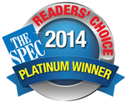 Reader's Choice Platinum